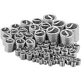 Riparazione Filettati Assortimento Inserti in Acciaio Inossidabile Kit Helicoil Tipo Inserti Filettati di Riparazione…