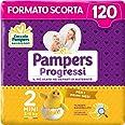 Pampers - Pañales Progressi Taglia 2 (120 Unità)
