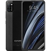 Hafury Günstig Smartphone ohne Vertrag Dual SIM, 4G-LTE Handy 5.5 Zoll Display mit 3100mAh Akku, 2GB + 16GB, 128GB…