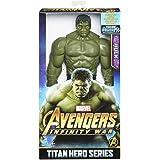 Hasbro Avengers E0571EU4 Titan Hero Power FX Hulk, Actionfigur