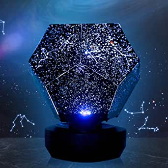 Planetarium Projektor Sternenhimmel Projektor 2 In 1 Sternenhimmel Projektionslampe Mit Usb Kabel Fürzuhause Camping Geschenke Dekoration Beleuchtung