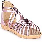 Steprite Stylish Gladiator Sandals for Kids Girls