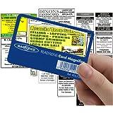 Magnifico Credit Card-Size Mobile Magnifier - Pocket Magnifying Lens