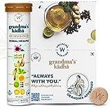 Wellbeing Nutrition Grandma's Kadha, Organic Certified Immunity Booster Ayurvedic Kadha for Immunity, Herbal Remedy for…