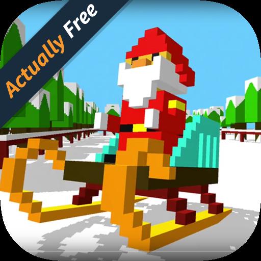 (Minecraft Santa)