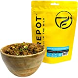 FIREPOT Porcini Mushroom Risotto (Regular) - Healthy VEGAN Dehydrated Expedition Food