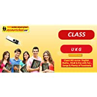 Class UKG CBSE NCERT USB Pendrive Course (Engilsh Maths Hindi Evs) with FUN Songs Plenty of FUNSHEETS All Lessons are Interactive Multimedia Video Lessons with multiple Questions on the Basis of CBSE Evaluation Blue Print