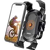 Supporto Telefono Bicicletta,JOYROOM [2020 nuovo] Porta Cellulare Bici 360° Rotabile Universale,Supporto Smartphone Per…