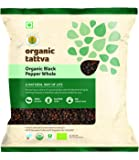 Organic Tattva Black Pepper Whole, 100g