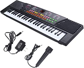 Fantasy India 54 Key Electronic & Musical Keyboard Piano(Includes Adapter and Microphone)
