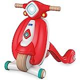 Clementoni, Il Mio Primo Scooter, Gioco Primi Passi Spingibile, Plastica 100% Riciclata, Prima Infanzia, Bambini 10 mesi+, Pl