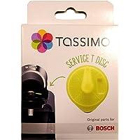 Disque de nettoyage T-Disc Pour machine à café Compatible avec Braun et Bosch