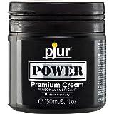 pjur POWER Premium Cream – Fisting smörjmedel med krämig formel för extra starkt sex – även lämplig för stora leksaker & dild