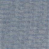 Fabulous Fabrics Anzugstoff Wollmix Pepita – Creme/blau