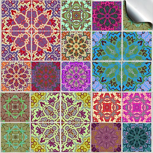 6-pack-of-24-various-traditional-wall-tile-stickers-for-150mm-6-inch-square-tiles-tp-54-realistic-lo