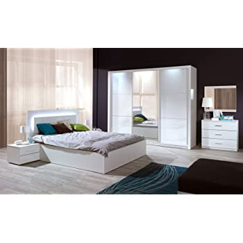 Schlafzimmer Komplett - Set A Zagori, 6-teilig, Farbe ...