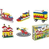 V.E Building Blocks for Kids Easy to Make His/Her Own Design Model (Excellent Building Blocks-300 Pcs.)