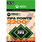 FIFA 22 Ultimate Team 2200 FIFA Points   Xbox - Download Code