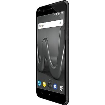 Wiko Harry Anthracite LS Smartphone débloqué 4G (Ecran : 5 Pouces - 16 Go - Micro-SIM - Android) Anthracite