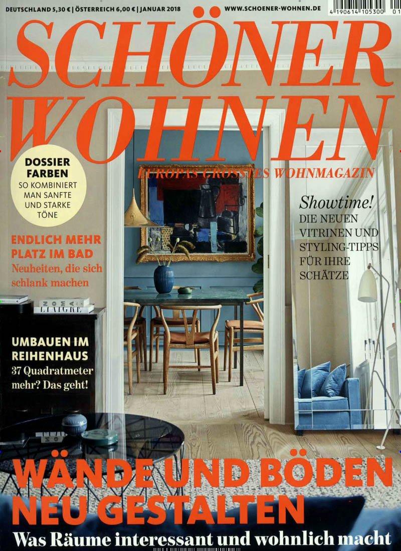 Schöner Wohnen: Amazon.de: Zeitschriften