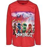 LEGO Ninjago Longsleeve Camisa Manga Larga para Niños