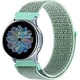 DEOU Armband voor Samsung Galaxy Watch Active 2 40 mm 44 mm & Galaxy Watch Active & Galaxy Watch 3 41 mm & Galaxy Watch 42 mm