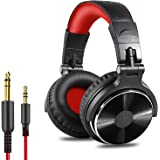 OneOdio Pro10 Casque Audio Studio Professionnel, Casque Filaire, Casque de Monitoring, Son Parfait pour Synthétiseur PC TV Ta
