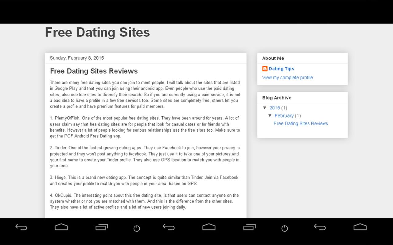 Kostenlose Dating-Websites anzeigen Gute Profil-Schlagzeilen online dating