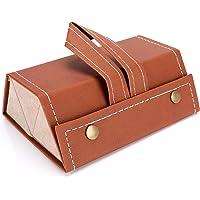 Boîte de rangement pour lunettes Brynnl, boîte de rangement pour lunettes à 3 fentes, boîte de rangement pour affichage…