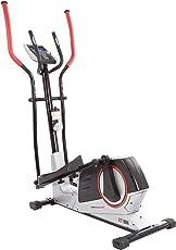 Ultrasport XT-Trainer 900M/1000A Crosstrainer/Ellipsentrainer mit Handpuls-Sensoren inkl. Trinkflasche