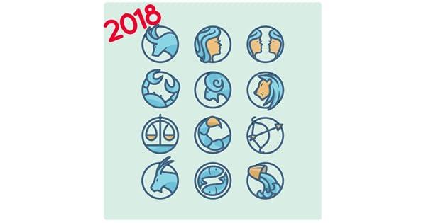 New Daily Horoscope Astrology, Zodiac Signs 2018: Amazon de