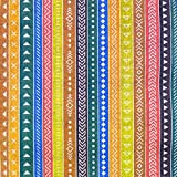 20 Servietten Ethnisches Streifenmuster / Streifen / Muster / Afrika 33x33cm