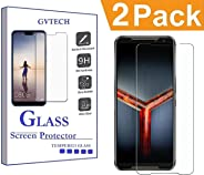 GVTECH Screen Protector for Asus Rog Phone, Tempered Glass Screen Protector[0.3mm, 2.5D][Bubble-Free][9H Hardness][Easy Insta