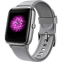 Smartwatch Uomo Donna, Orologio Fitness Activity Tracker Bluetooth 5.0 Impermeabile…