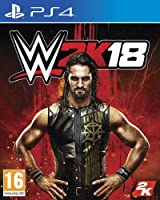 Sony WWE 2K18 [PlayStation 4 ]