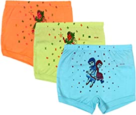 Vinab Kids briefs Cotton Multi colour undergarment for boys/undergarment for girls