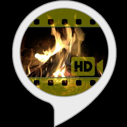Ambient Visuals: Feuerstelle