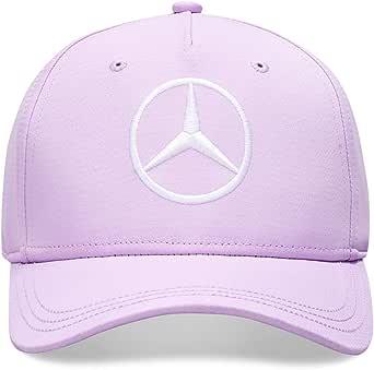 Mercedes Amg Petronas Unisex Mapm Rp Se Lewis Bb Cap Barcelona Baseball Cap Purple One Size Bekleidung