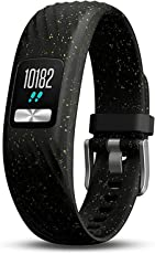 Garmin Vívofit 4 Fitness Tracking Watch, Adult Small/Medium (Speckle)