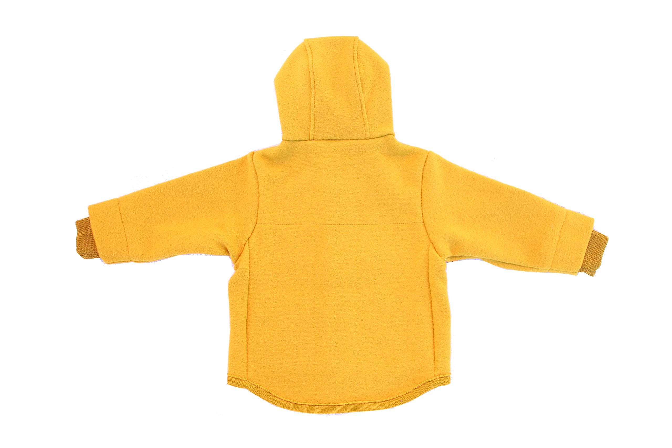Disana Walk Chaqueta 3221 100% lana virgen, forro 100% algodón 2