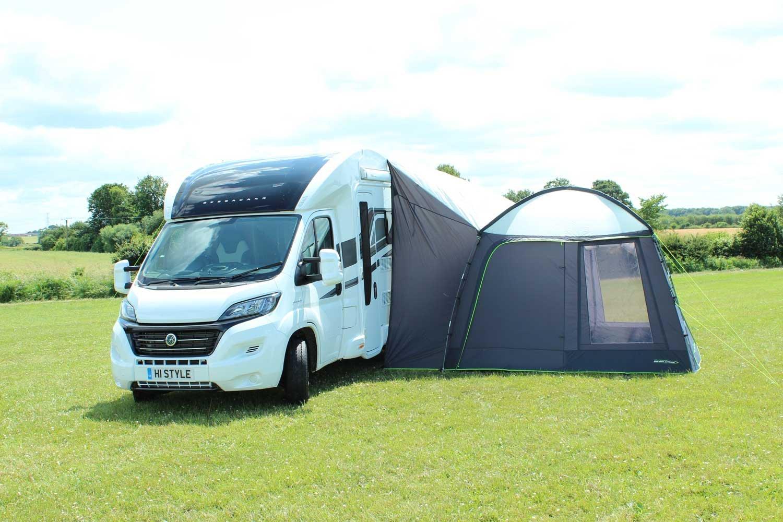 Outdoor Revolution Cayman XL Freestanding Driveway Campervan Awning 3