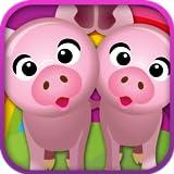 Tierpaare - Ein lustiges Memo Spiel