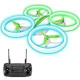EACHINE E65H Mini Drone para Principiantes Función Flotante Modo sin Cabeza Rotación de 360° Despegue / Aterrizaje con un Bot