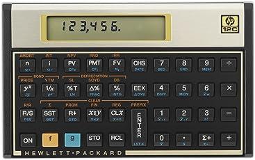 12C Financial Calculator (platinium version)