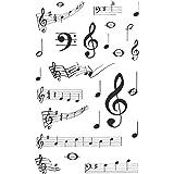 AVERY Zweckform 55151 deco sticker muziek noten 75 sticker