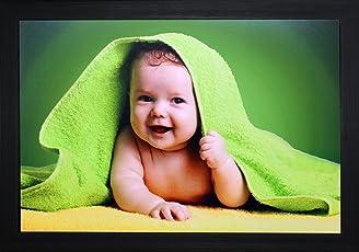 SAF 'Baby Kids' Designer Painting(30 x 2 x 45 CMS)