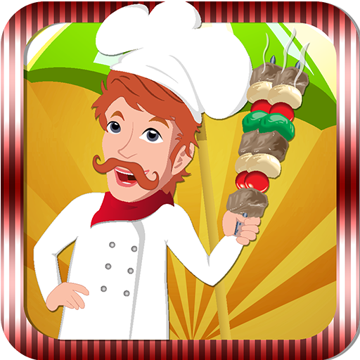 BBQ Maker - Barbecue Chicken Grill Spiele - Kochen Spiele für Mädchen.