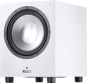 Canton Sub 12 4 White Audio Hifi