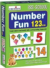 Creative Educational Aids P. Ltd. Number Fun