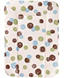 Geuther Matelas à Langer souple coloris Pois - 55 x 75 cm